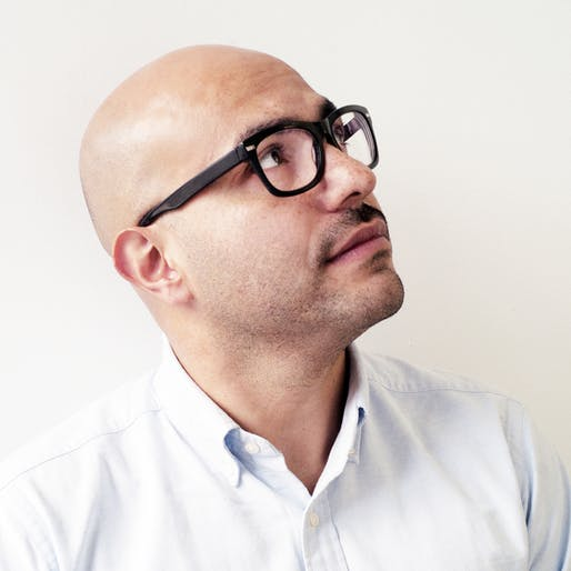 Quilian Riano has beeen named as the new associate director of the Cleveland Urban Design Collaborative at Kent State. Image courtesy of Kent State College of Architecture and Environmental Design.