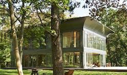 Philippe Starck + Riko realizes first prototype of custom eco-prefab house