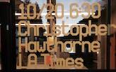 Live Blog: LA Times architecture critic Christopher Hawthorne at UC Berkeley