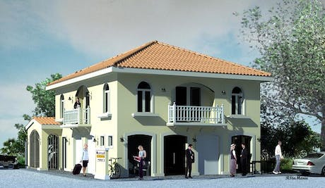 Prop Residential and Commercial Structure