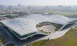 Mecanoo's National Kaohsiung Center for the Arts in Taiwan celebrates grand opening