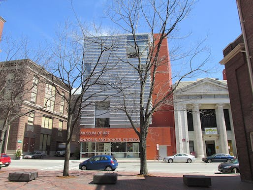 "Image courtesy of Wikimedia user<a href=https://commons.wikimedia.org/wiki/File:Museum_of_Art,_RISD,_Providence_RI.jpg""> John Phelan</a>"