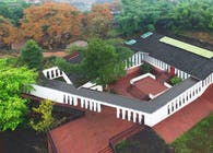 Memorial Hall (Chishui Cemetery)