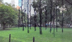 Maya Lin envisions a 'Ghost Forest' at Madison Square Park in NYC
