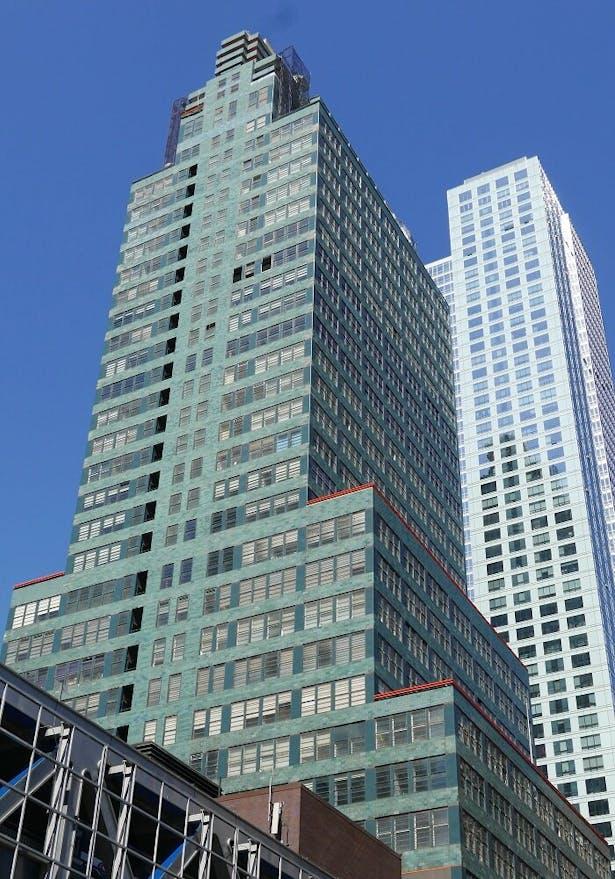 McGraw-Hill Building after restoration.