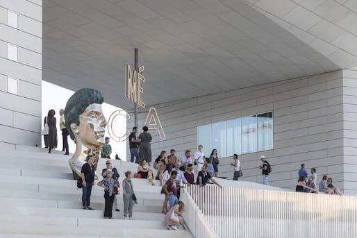 MÉCA Cultural Center. Image © Laurian Ghinitoiu