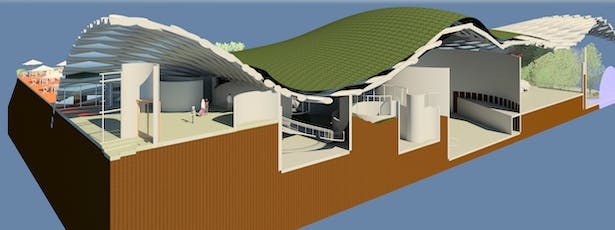 3D Section - 2