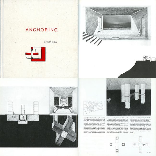 Anchoring, by Steven Holl