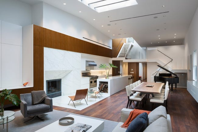 Noho Loft (recently completed) by DXA Studio Architecture. Image courtesy of DXA Studio Architecture