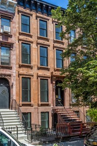 Brooklyn Crown Heights Townhouse