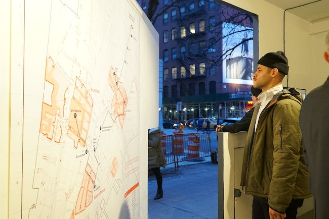 'Tyranny Trail' tour via Storefront for Art and Architecture