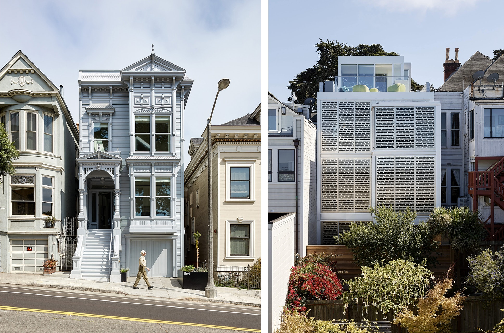 A historic house with two faces in San Francisco | News