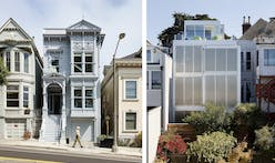 A historic house with two faces in San Francisco