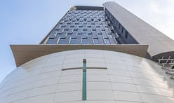 "New skyscraper church in Hong Kong seeks to ""create a peaceful and solemn"" place of worship"