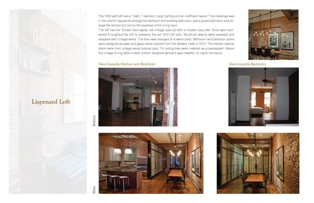 Lispenard Loft - page 1