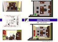 MBC CEO Office - Interior Design