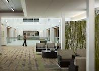 Hospital Renovation - Hoag Hospital Irvine