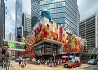 Aedas completes new retail-entertainment icon for the young and young-at-heart