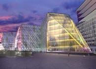 Battersea Weave Office Building
