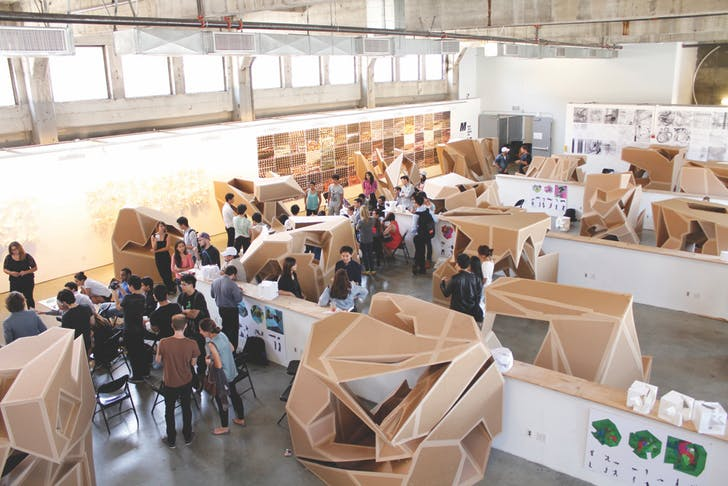 Image courtesy of SCI-Arc.