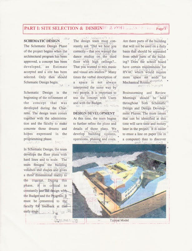 Site Selection Seminar Page 3