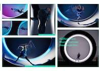 Asics HyperGel Commercial Set Deisgn