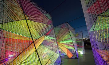 New York-based Hou de Sousa creates Prismatic, a kaleidoscope spectacle
