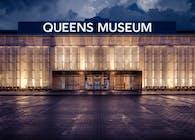Queens Museum At Twilight