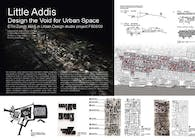Little Addis / Design the Void for Urban Space