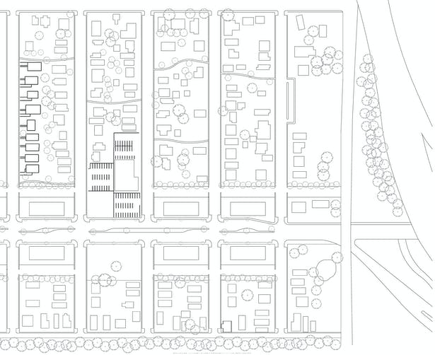 Proposed Jefferson Park Master Plan