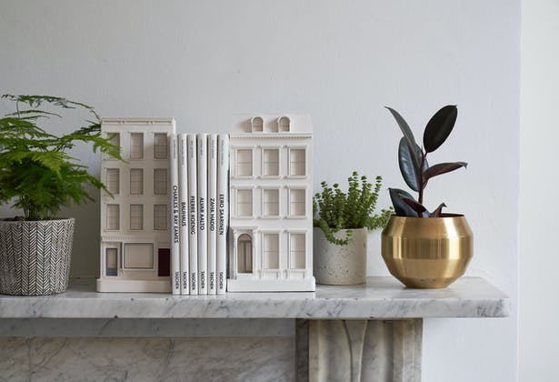 397 Bleecker Street and Columbia Heights Models by Chisel & Mouse