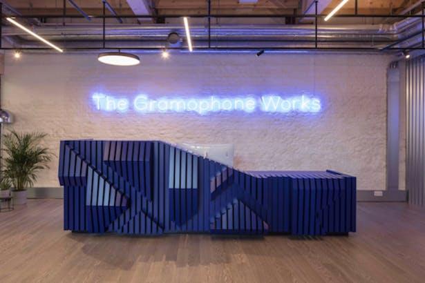 Saga, The Gramophone Works, Phase 1