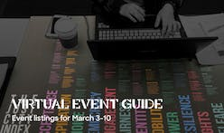 Online architecture event recommendations for the week of March 3-10