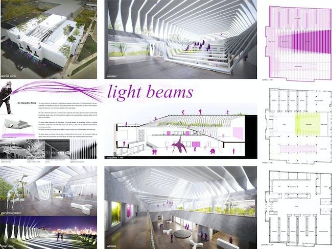 Second prize winner: Doonam Back, Architect; Yann Caclin, Architect; Hugo Pace, Intern - ABC-STUDIO (France)