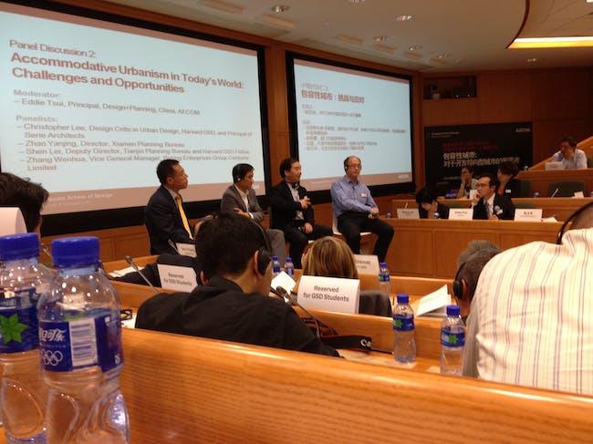 GSD-AECOM Symposium