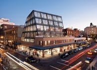 837 Washington NYC on High Line Designed by MORRIS ADJMI ARCHITECTS [Gotham PR as Agency]