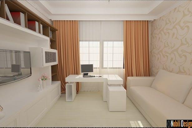 Amenajare vila moderna cu ajutorul unui designer de interior
