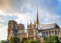 Notre Dame's Spine
