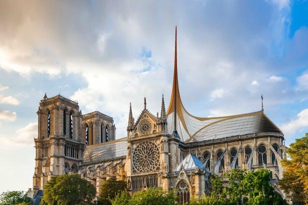 Notre Dame's Spine_OF STUDIO_Exterior1