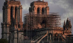 Tensions with Notre Dame cathedral's chief architect heat up over reconstruction plans