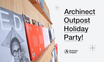 Archinect Outpost to host Holiday Party December 15th