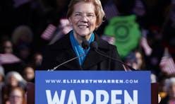 "Elizabeth Warren proposes ""Green Marshall Plan"""