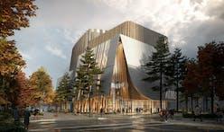 Art Gallery of Nova Scotia names winning team for international design competition