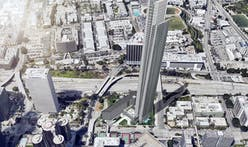 Plans proposed for supertall Downtown LA tower that could be the city's tallest