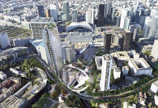 Image: Ateliers Jean Nouvel/Paris La Défense