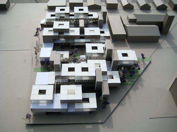 1/16' = 1'-0' Presentation Model