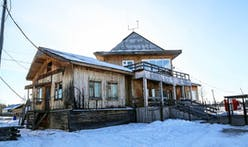 Russia's historic wooden airports are still in use today