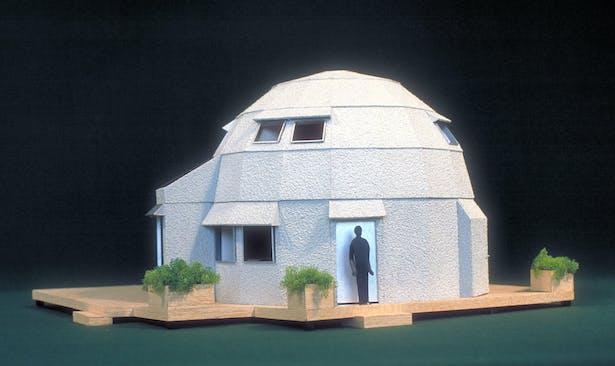 A prefabricated, modular, prototype building system 1994.