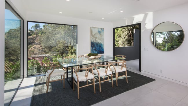 After - Hollyridge Home by AUX Architecture. Photo courtesy John Galich Group.