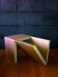 RV (Side Table / Magazine Compartment )